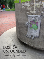 David Zinn's Lost & Unfounded